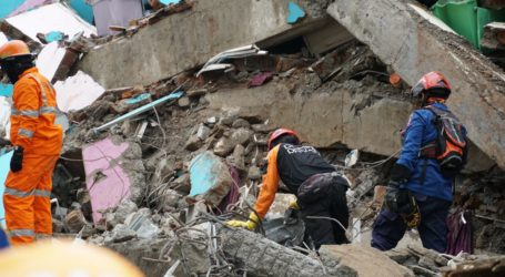 BNPB: Sebanyak 73 Orang Meninggal Akibat Gempa 6,2 SR di Sulbar