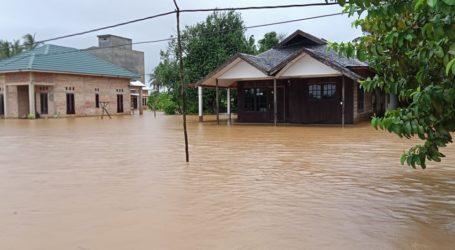 10 Kabupaten di Kalsel Terendam Banjir