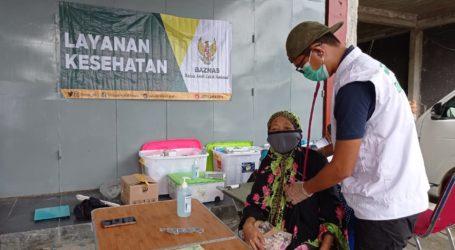 BAZNAS Buka Tiga Titik Layanan Kesehatan Korban Gempa Sulbar