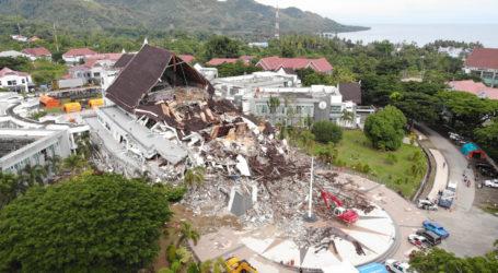 BNPB Laporkan 84 Orang Meninggal Akibat Gempa di Sulawesi Barat