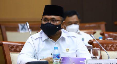 Menteri Agama: Jemaah Haji Diharapkan Dapat Prioritas Vaksinasi