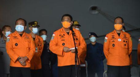 Basarnas Deteksi Lokasi Blackbox Sriwijaya Air SJ-182