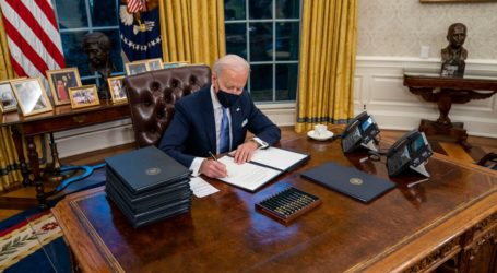 Rincian 17 Perintah Eksekutif Presiden AS Joe Biden