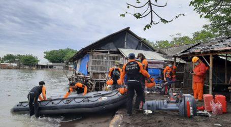Relawan DD Ikut Pencarian Korban Kecelakaan Pesawat Sriwijaya Air