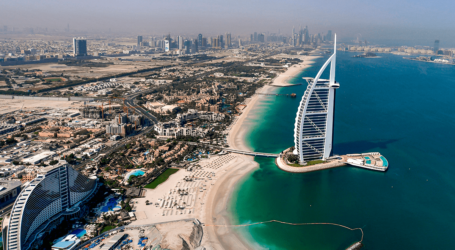 Turis-Turis Israel Mencuri Barang di Hotel Dubai
