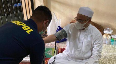 Cek Kesehatan Habib Rizieq, Tim MER-C Sambangi Polda Metro