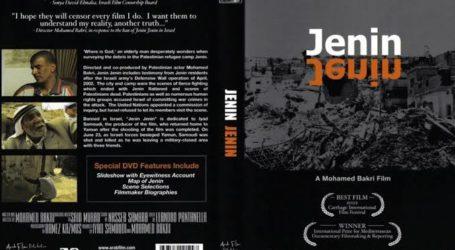 """Pengadilan Israel Larang dan Denda Film """"Jenin, Jenin"""""""