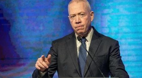 Menteri Galant Larang Kelompok yang Sebut Israel Negara Apartheid