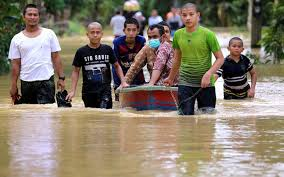 Pelajar Patani di Indonesia Sampaikan Simpati Untuk Banjir Thailand Selatan