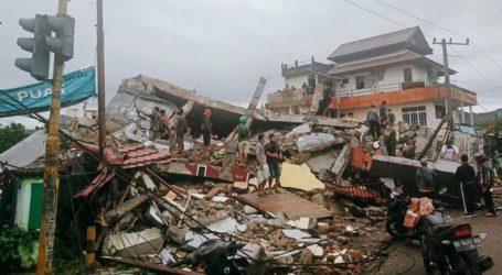 Update Gempa Majene: 8 Meninggal Dunia dan 637 Luka-Luka