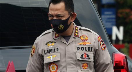 Jokowi Lantik Listyo Sigit Prabowo Jadi Kapolri
