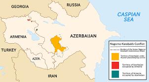 Turki-Rusia Buka Pusat Pemantauan Nagorno-Karabakh