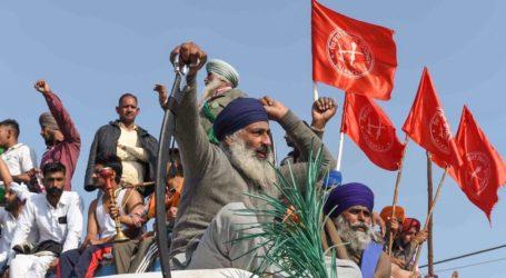 Petani India kembali Lanjutkan Aksi Protes