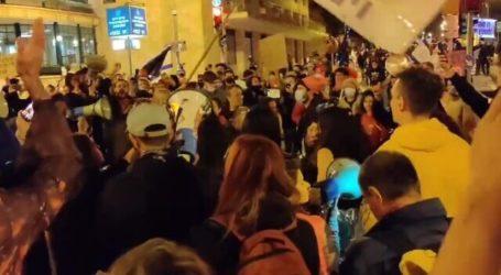 Ribuan Warga Israel Lanjutkan Protes Tuntut Netanyahu Mundur
