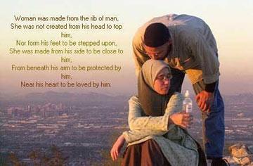 Memuliakan Istri