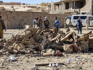 Taliban Tuding AS Langgar Perjanjian
