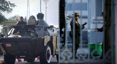 DK PBB Gagal Setujui Pernyataan Mengutuk Kudeta Myanmar