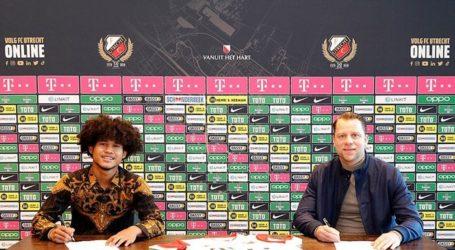 Bagus Kahfi Resmi Gabung FC Utrecht