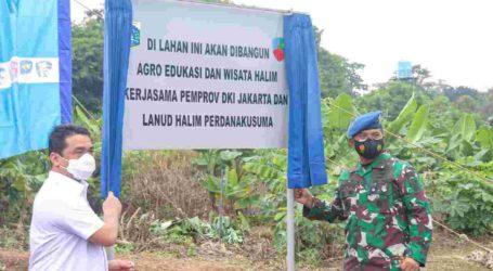 Agro Eduwisata Dibangun di Kawasan Lanud Halim