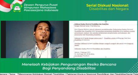 HMPI Deklarasikan Kaukus Nasional Pendidikan dan Disabilitas