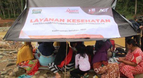 ACT Terus Beri Bantuan Kemanusian bagi Gempa Sulbar