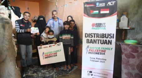 ACT Inisiasi Program Sister Family Palestine-Indonesia