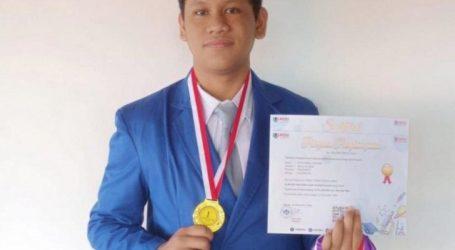 Siswa MAN 3 Sleman Raih Medali Emas Olimpiade AKM