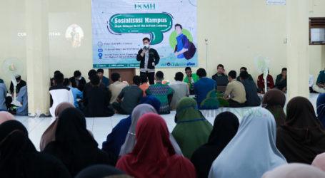 FKMH Lampung Adakan Sosialisasi Kampus untuk Santri Kelas XII Al-Fatah Lampung