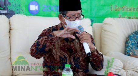 Guru Besar UIN Lampung: Sembilan Sebab Perpecahan Ukhuwah dan Kemunduran Ekonomi Ummat