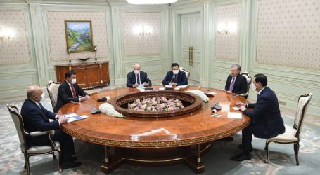 Uzbekistan-Afghanistan Bahas Proyek Bersama Jalur Kereta Api