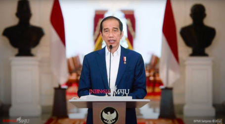 Presiden Jokowi: Pasokan 30-40 Juta Vaksin Covid-19 Pertengahan Tahun Ini