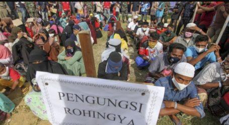 Pengungsi Rohingya Khawatir Kekerasan Meningkat Pasca-Kudeta di Myanmar
