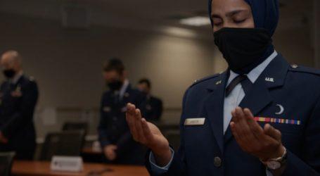 Saleha Jabeen, Penasihat Muslimah Pertama di Angkatan Udara AS
