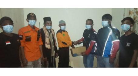 UAR Salurkan Bantuan Komunitas RX King Lampung Tengah untuk Sulbar