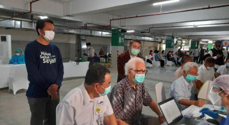 Vaksinasi Tokoh Lintas Agama di Masjid Istiqlal