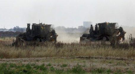 Pasukan Israel Kembali Lakukan Serangan Terbatas ke Gaza