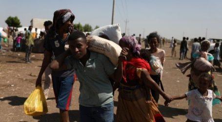 PBB: 20.000 Pengungsi Hilang di Tigray dalam Perang Ethiopia