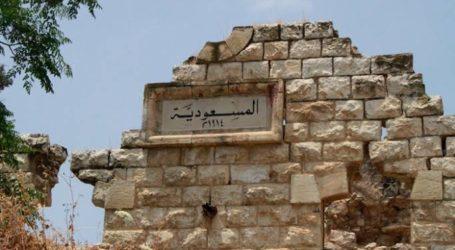 Warga Palestina Halau Pemukim Israel yang Serbu Situs Bersejarah Era Turki Utsmani