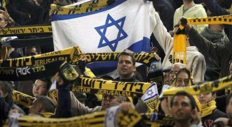 Investasi UEA di Klub Sepak Bola Israel Dibekukan
