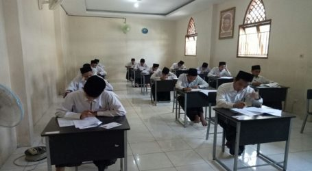 Cegah Penyebaran Covid-19, Ujian Akhir Madrasah Berstandar Nasional Ditiadakan