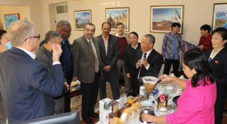 KBRI Pyongyang Promosikan Kopi Indonesia di Korea Utara