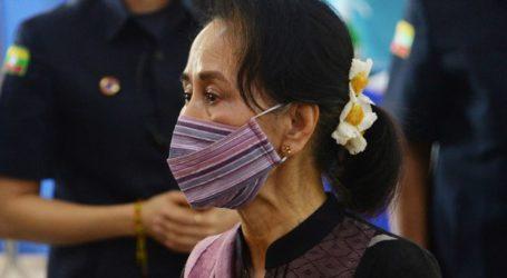 Suu Kyi dan Presiden Myanmar Ditahan, Internet Terputus-Putus