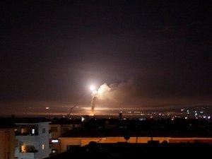 Israel Tembakkan Rudal ke Suriah Selatan