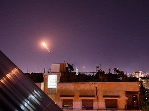 Israel Serang Daerah Dekat Damaskus,