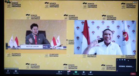 Indonesia Ditargetkan Masuk 10 Besar di Olimpiade 2032