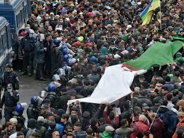 Ribuan Warga Aljazair Protes Rencana Pemilu Legislatif