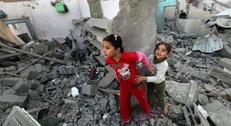 Pengungsi-Pengungsi Gaza  yang Ingin Pulang ke Rumah ….