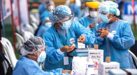 Update Covid-19 Indonesia 12 Maret: 6.412 Pasien Kasus Baru