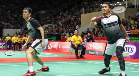 BWF: Update Race to Tokyo Bulutangkis Indonesia