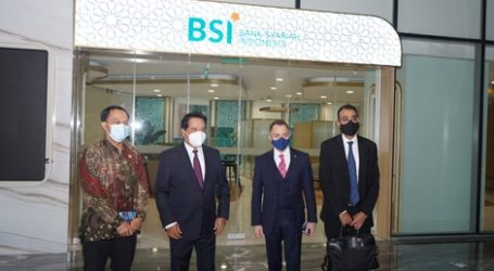 Bank Syariah Indonesia-Dubai Islamic Bank Jajaki Kerja Sama Pengembangan Produk